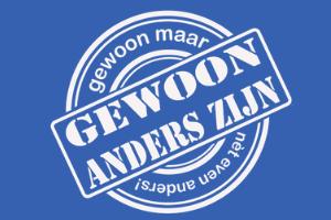 Gewoon Anders Zijn Logo